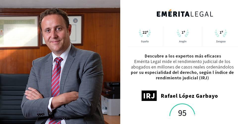 Rafa López Garbayo abogado
